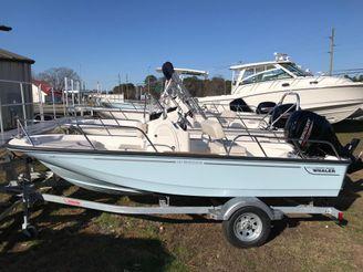 2020 Boston Whaler 150 Montauk