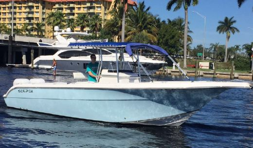 2004 Sea Fox 287 Center Console
