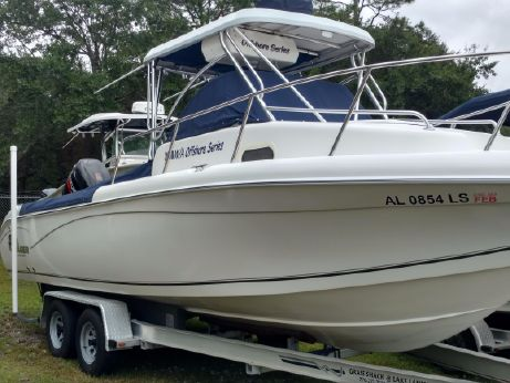 2008 Sea Chaser 24 W/A Offshore Series