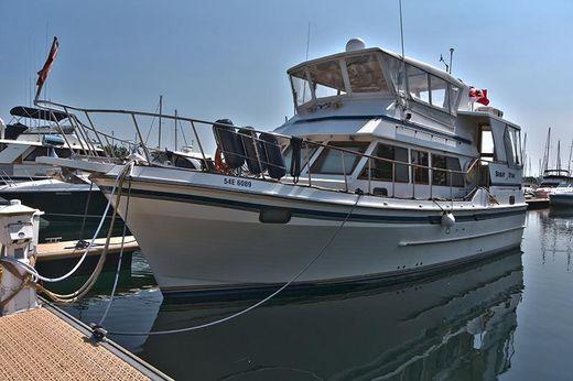 1986 Oceania Sundeck Flybridge Trawler
