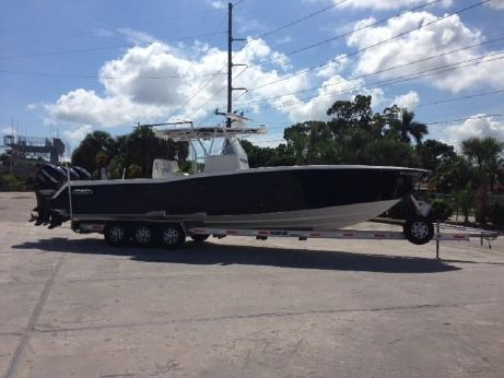 2009 Invincible 36' OPEN FISHERMAN
