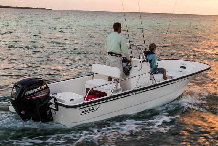 Used Boston Whaler 17 Montauk Prices - Waa2