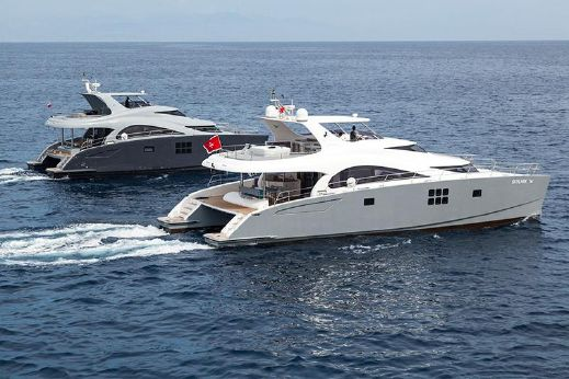 2012 Sunreef 70 power