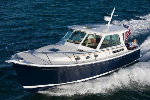 2016 Back Cove Yachts Hardtop Express