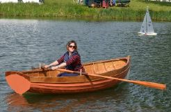 2013 Traditional Rowing Boat