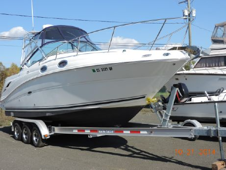 2005 Searay 270 Amberjack