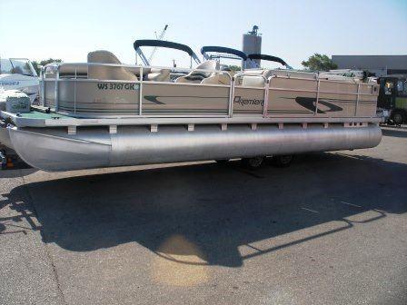 2001 Premier SunSation 250