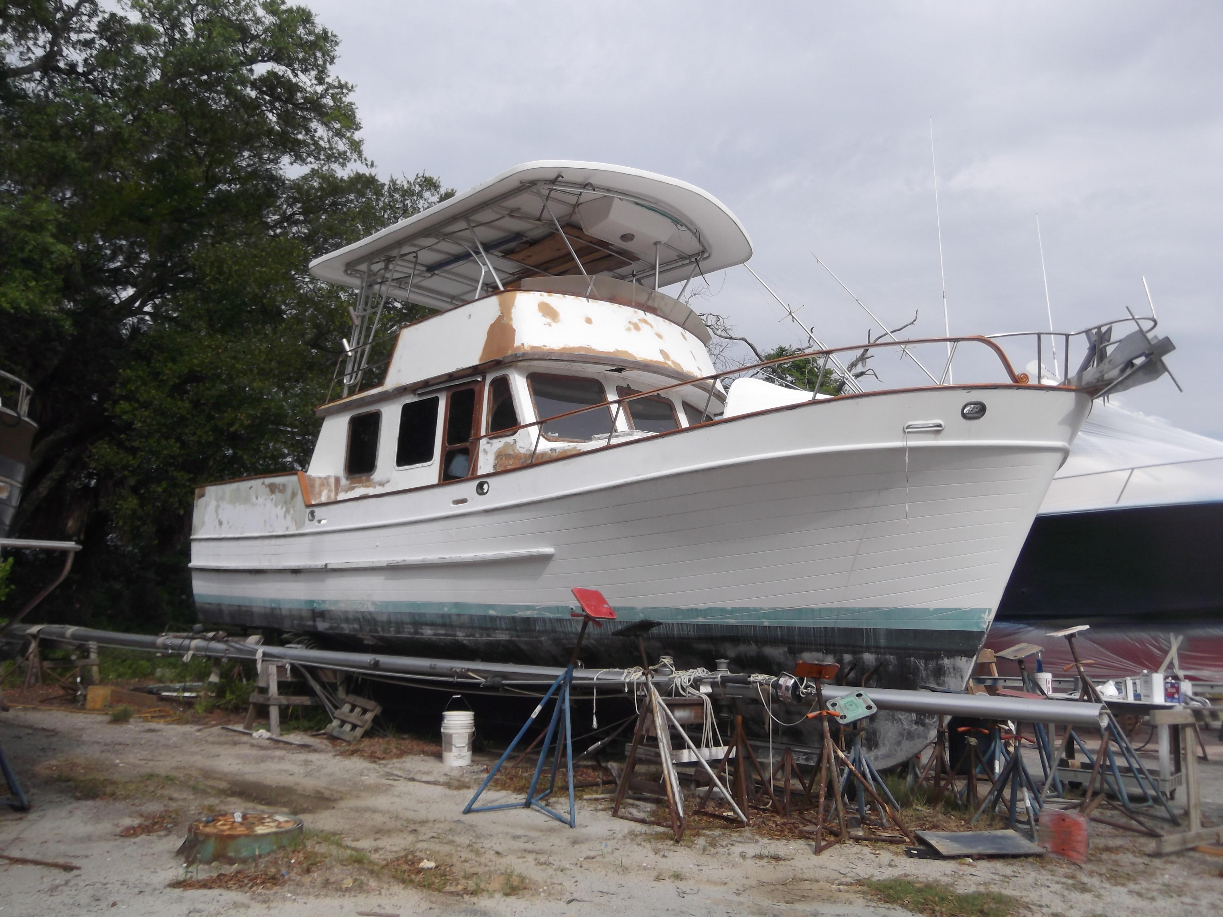 42 ft 1979 formosa 42 trawler