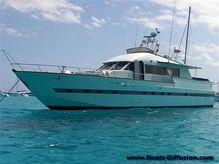 1975 Elkins Motor yacht 58