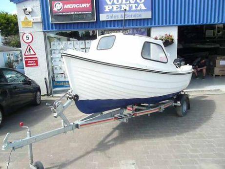 1990 Shetland Fisher 15
