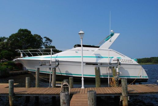 1991 Mainship 35 Open Bridge