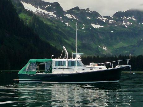 1989 Wilbur 34 Cruiser