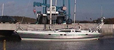 1998 Alubat OVNI 455