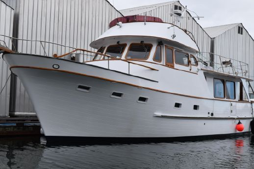 1978 Defever 49 Pilothouse