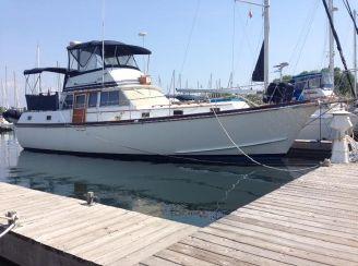 1978 Gulfstar 43