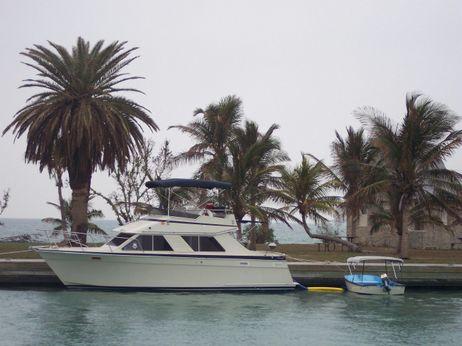 1985 Tollycraft 30' Sport Cruiser