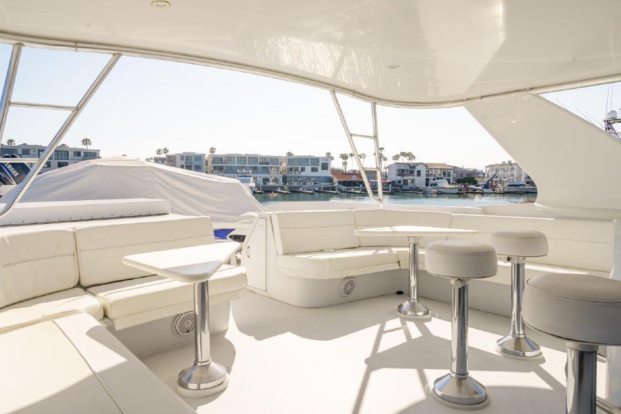 Hatteras 75 Cockpit Motoryacht for sale in Newport Beach CA