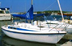 1983 Newport 27 S II