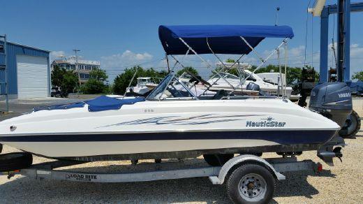 2011 Nauticstar 205 Sc Sport Deck /DB