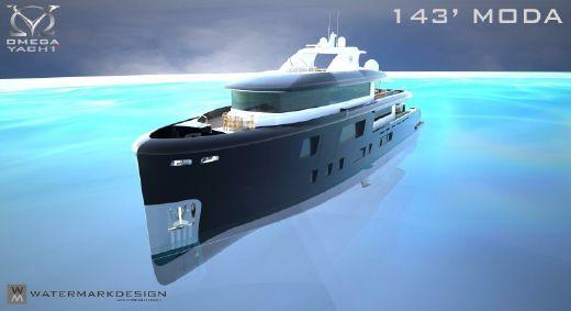 2016 Omega Yacht 143 MODA
