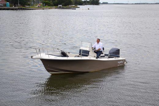 2004 White Shark 215