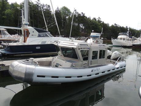 2006 Safe Boat Defender Response Boat