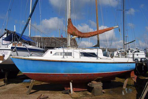 1972 Seamaster Sailer 19
