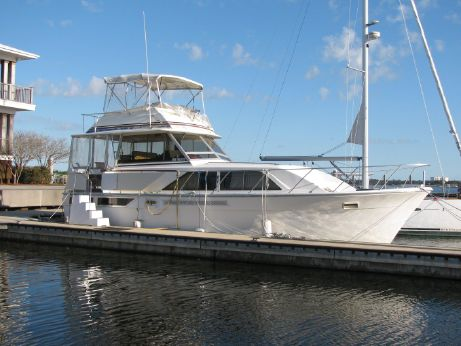 1978 Pacemaker 40 Motor Yacht