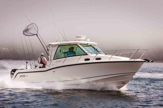 2018 Boston Whaler 315 Conquest Pilothouse