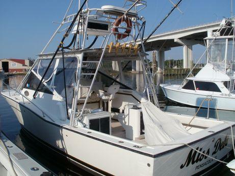 1991 Albemarle 32 Express Fisherman