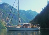 photo of 58' Antigua Motorsailer Custom Built