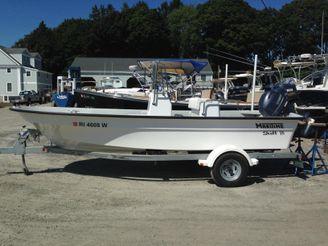 2013 Maritime Skiff 1890