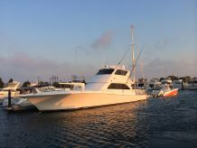 2002 Viking Yachts 65 Enclosed Bridge
