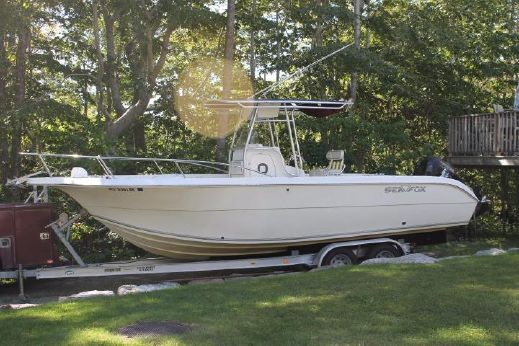 2003 Sea Fox 257 CC