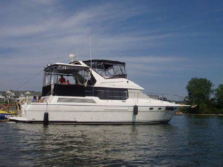 1994 Bayliner 4587 Motor yacht w/ aft deck