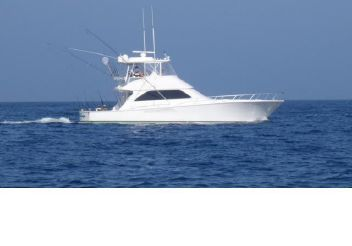2008 Viking Yachts 54 Convertible