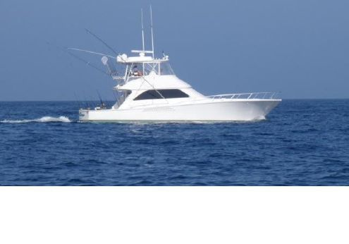 2008 Viking Yachts 54 Convertible