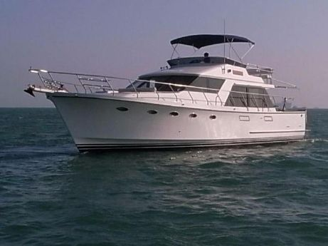 1993 Ocean Alexander 53