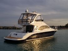 2006 Sea Ray 52 Sedan Bridge