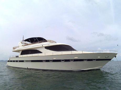2006 Dragos 24 m - custom