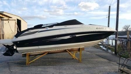 2010 Sea Ray 240 Sundeck