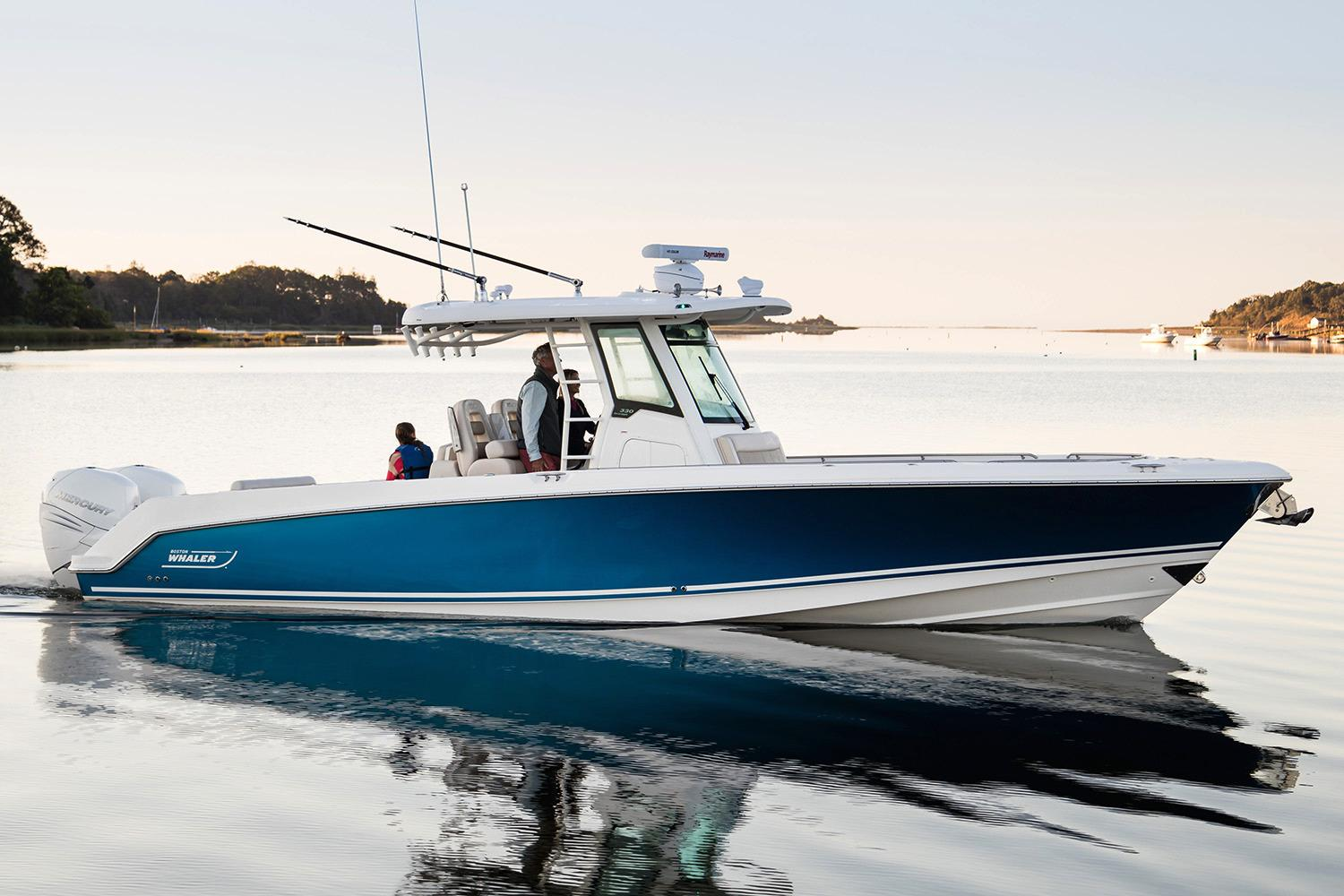 2018 Boston Whaler 330 Outrage Power Boat For Sale - www ...