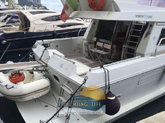 1991 Ferretti Yachts 52 S