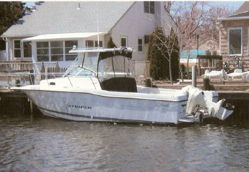 2000 Seaswirl 2600 Walkaround O/B