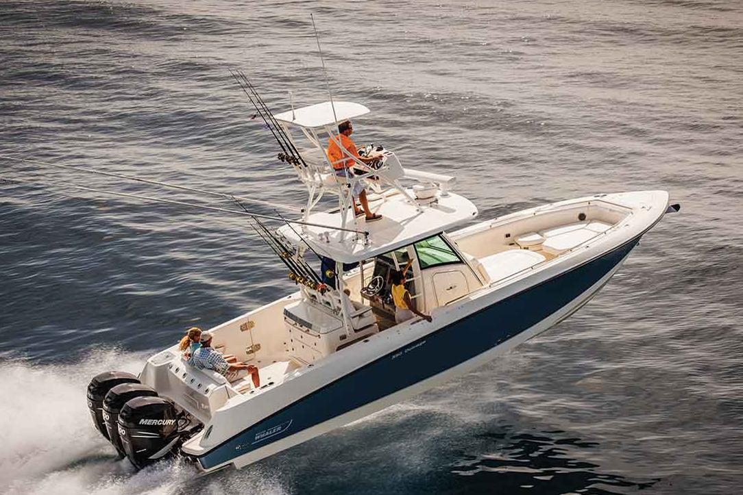 2017 Boston Whaler 350 Outrage Power Boat For Sale - www ...
