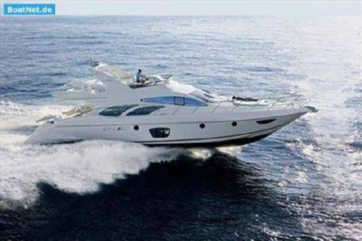 2007 Azimut (it) Azimut 62 Evolution