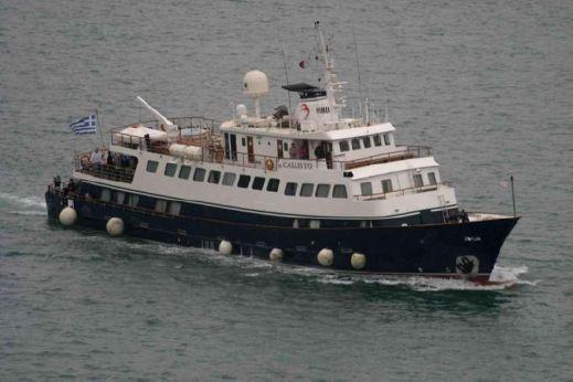 1963 Cruise Vessel rebuilt 2005