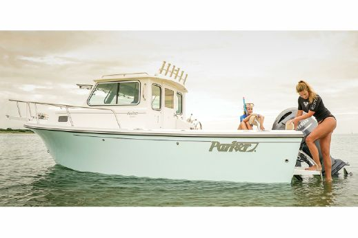 2018 Parker 2120 Sport Cabin