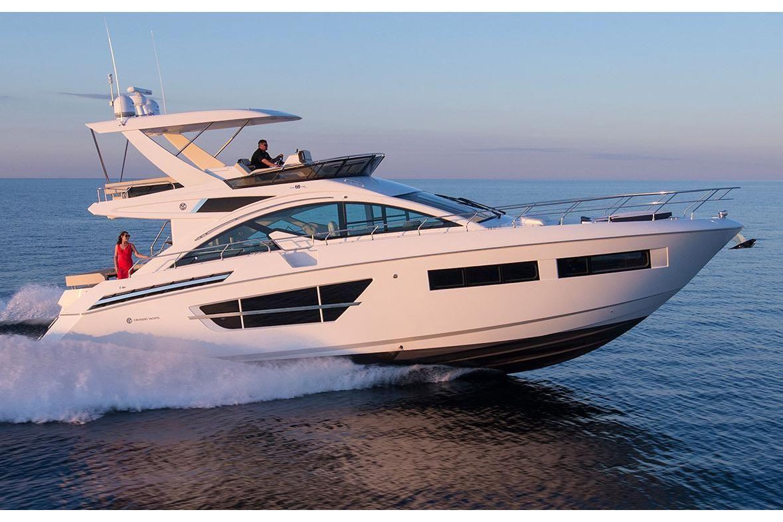 cruisers yachts  fly power boat  sale wwwyachtworldcom