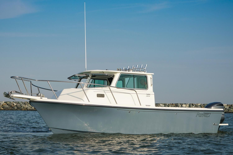 2019 Parker 2520 Xl Sport Cabin Power Boat For Sale Www Yachtworld Com